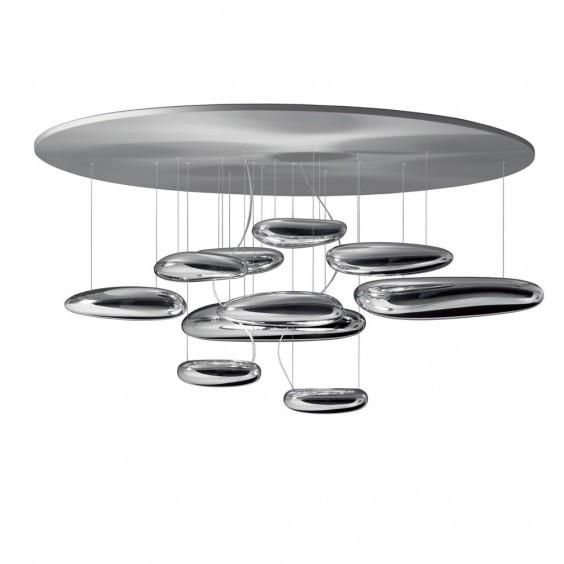Mercury ceiling lamp Artemide