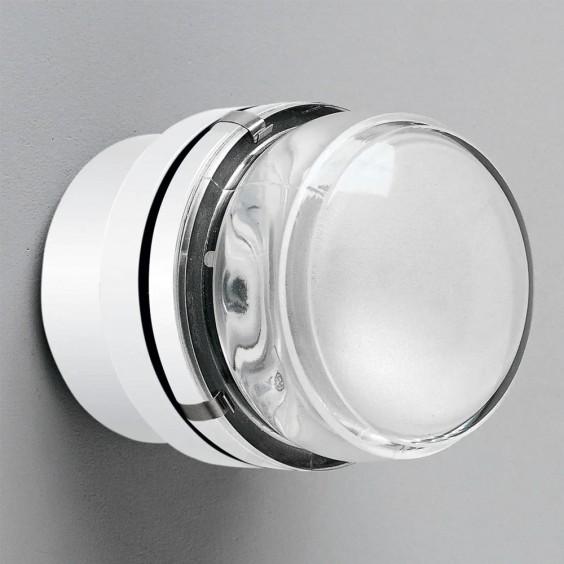 Fresnel wall ceiling lamp Oluce