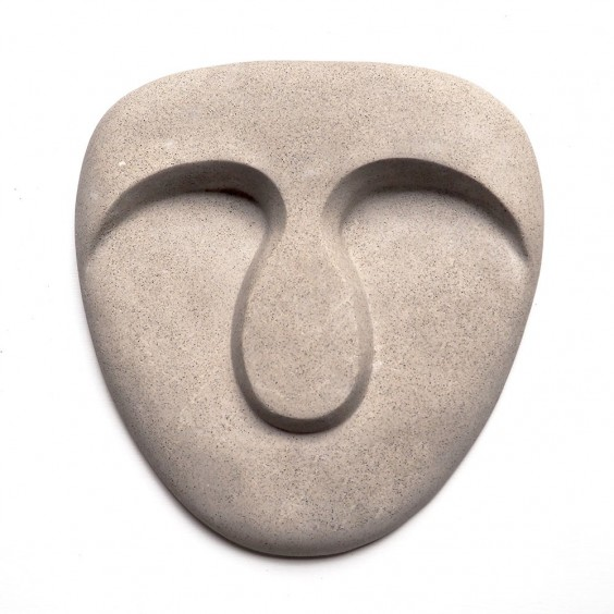 Idoli 2 Skulptur-Maske Kanz Architetti