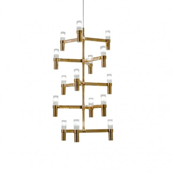 Crown Multi pendant lamp Nemo