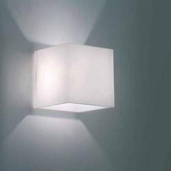 Alea vetro wall lamp Egoluce