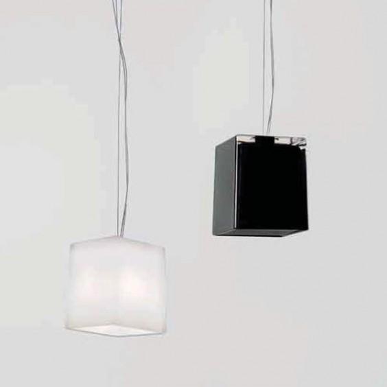 Alea vetro pendant lamp Egoluce