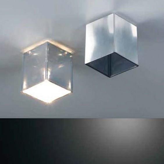 Alea vetro ceiling lamp Egoluce