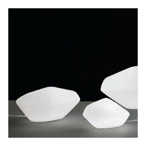 Stone Of Glass tavolo Oluce