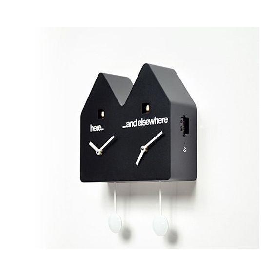 Double q cuckoo clock Progetti