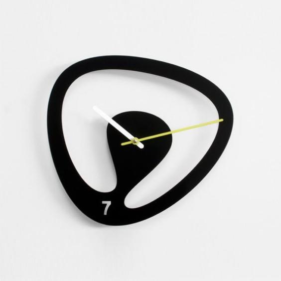 Seven wall clock Progetti