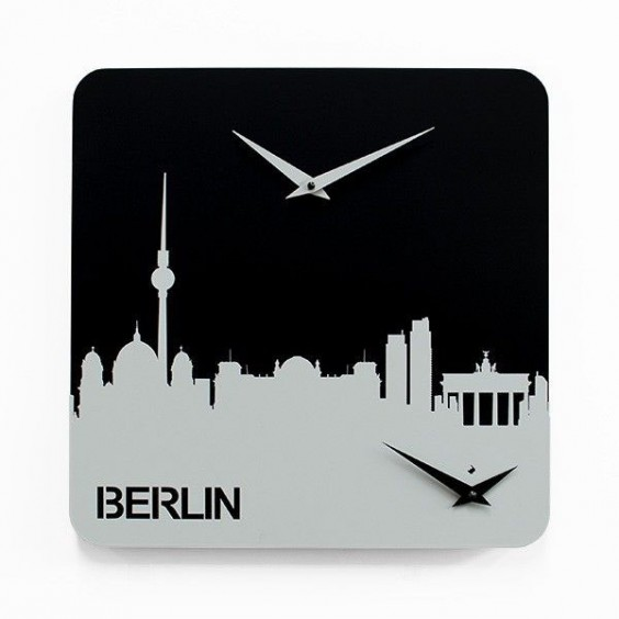 Time Travel wall clock Progetti