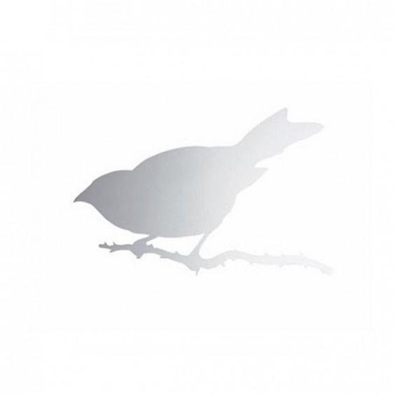 Snijder Bird specchio Driade