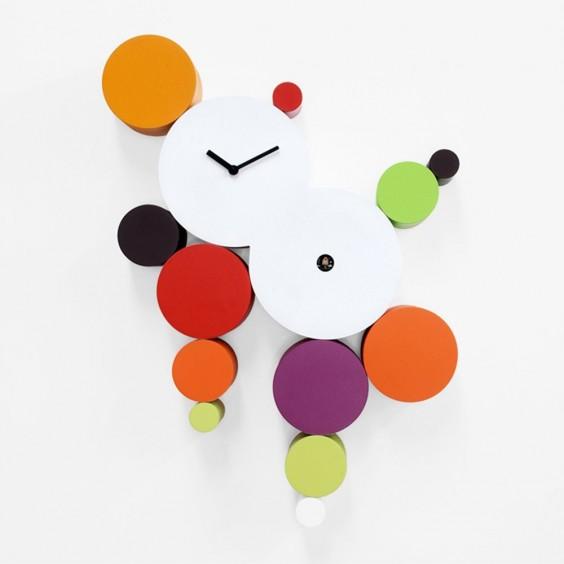 Cucuball cuckoo clock Progetti