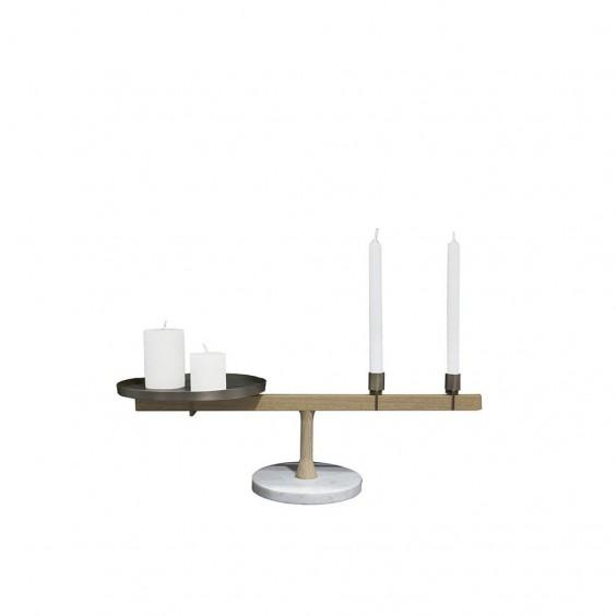Balance H.18 candleholder Driade Kosmo