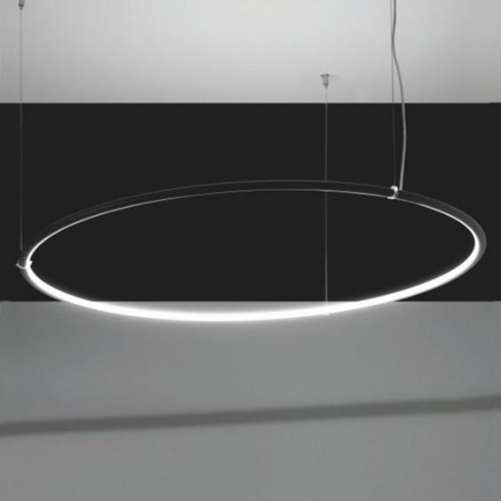 Lancia tonda Ø150 pendant lamp Egoluce