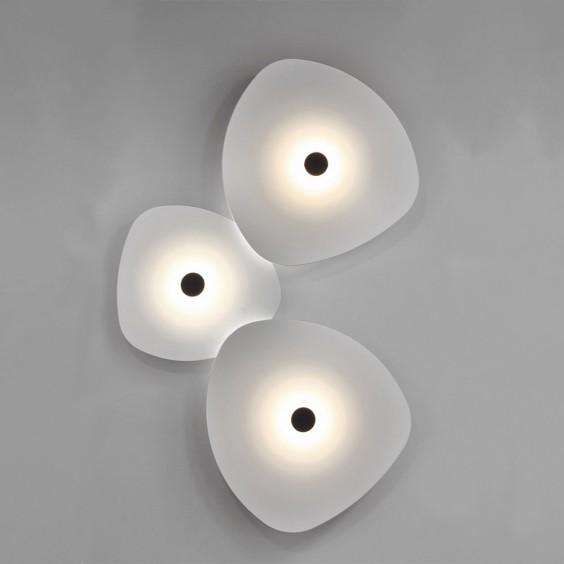 Flower Ø40 wall ceiling lamp Egoluce