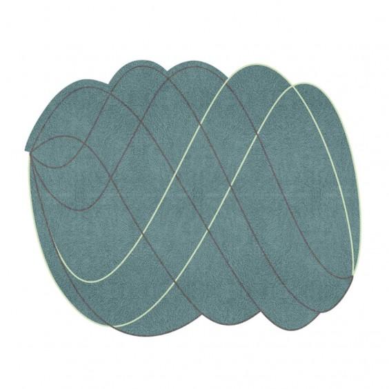 Twist Teppich Driade