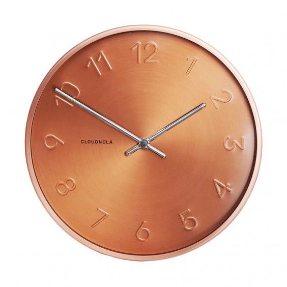 Trusty wall clock Cloudnola