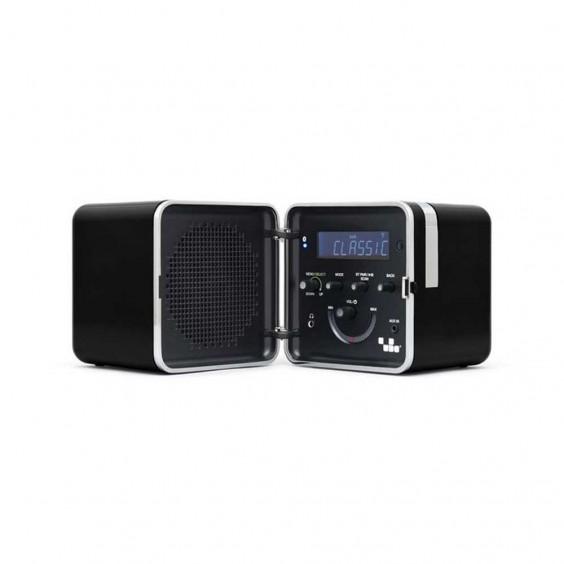 Radiocubo Bluetooth radio Brionvega