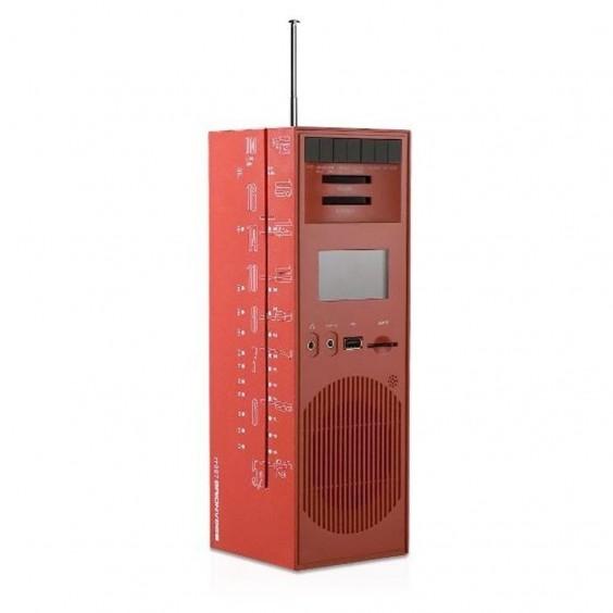 Grattacielo radio Bluetooth Brionvega
