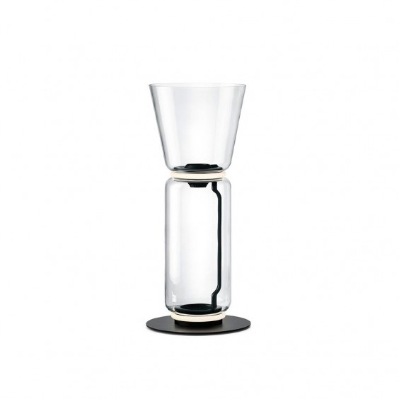 Noctambule 1 High Cylinder & Cone Small Base Stehleuchte Flos